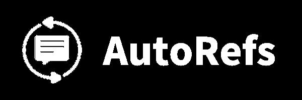 AutoRefs